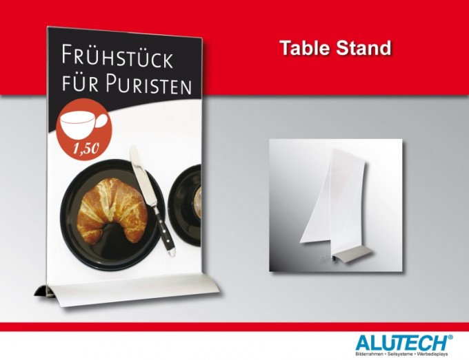 ALUTECH Table Stand